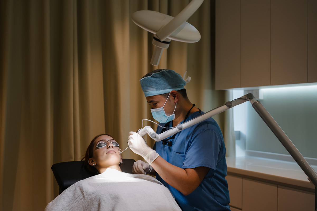 All you ever wanted to know about Fractional laser