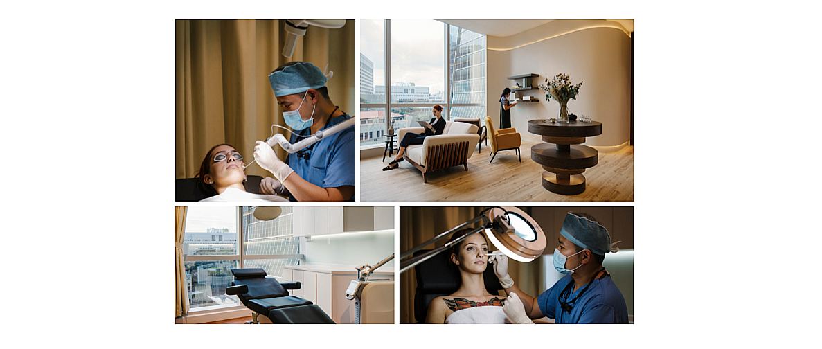 clinic, aesthetics clinic, beauty clinic, the aesthetics firm, dr stephen chu
