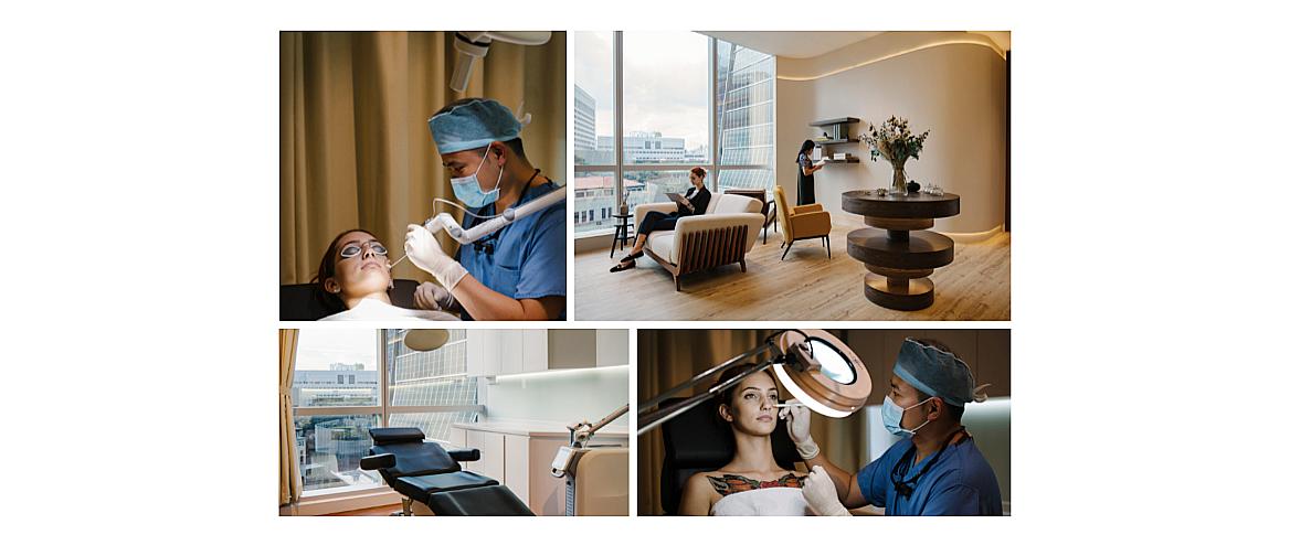 clinic, aesthetics clinic, beauty clinic, the aesthetics firm, dr stephen chu